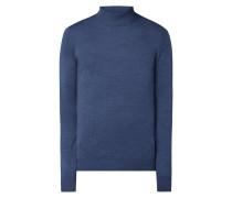 Pullover mit Rippenbündchen