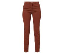 Slim Fit 5-Pocket-Hose mit Stretch-Anteil