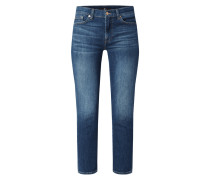 Slim Fit Jeans mit Stretch-Anteil Modell 'Roxanne'