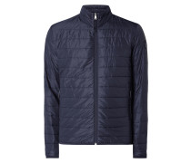 Slim Fit Light-Steppjacke mit Stehkragen Modell 'Acalmar'