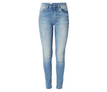Jegging Fit Jeans im Used Look