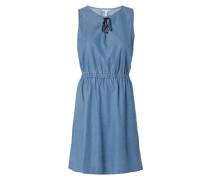 Kleid in Denimoptik
