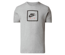 Standard Fit T-Shirt mit Logo-Print