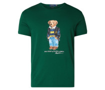 Classic Fit T-Shirt mit Polo Bear