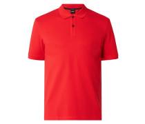 Poloshirt aus Pima-Baumwolle Modell 'Pallas'