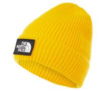 Mütze mit Logo-Aufnäher