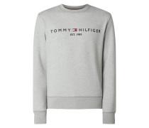 Sweatshirt aus Bio-Baumwollmischung