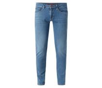 Slim Fit Jeans mit Stretch-Anteil Modell 'Stephen'