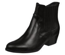 Booties aus Leder im Western-Look