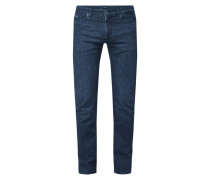 Regular Fit Jeans mit Stretch-Anteil Modell 'Maine'