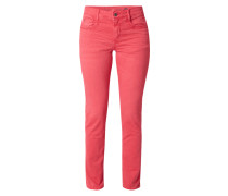 Coloured Shaping Slim Fit Jeans
