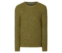 Pullover mit strukturiertem Maschenbild