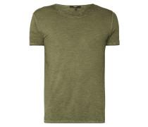 T-Shirt im Vintage Look
