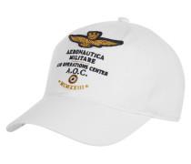 Basecap mit Logo-Stickerei
