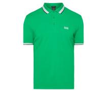 Regular Fit Poloshirt aus Baumwoll-Piqué