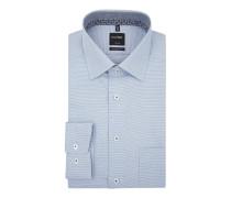 Hemd modern fit aus Twill