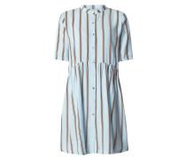 Blusenkleid mit kurzen Ärmeln Modell 'Fabrizia'