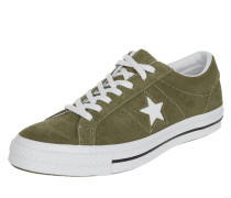 Sneaker 'One Star OX' aus Veloursleder