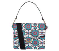 Handtasche mit ornamentalem Muster