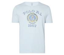 Custom Slim Fit T-Shirt mit Logo-Print