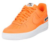 Sneaker 'Air Force 1' aus Leder