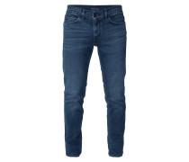 Line 8 Slim Straight Jeans Ot Blue Authentic L8