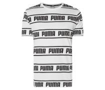 Regular Fit T-Shirt mit Logo-Print