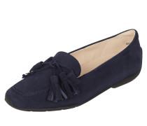Loafer aus Veloursleder Modell 'Aluna'