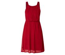 Kleid mit Collierkragen