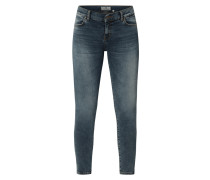 Super Skinny Jeans mit Stretch-Anteil