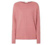 Oversized Pullover mit Raglanärmeln