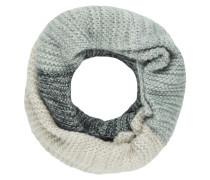 Loop-Schal mit Blockstreifen
