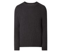 Pullover aus Bio-Baumwollmischung