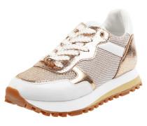 Sneaker Wedges aus Mesh Modell 'Wonder'