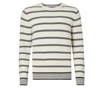 Pullover und Streifenmuster
