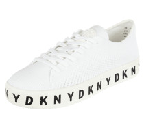 Sneaker 'Banson' aus Textil in Strickoptik
