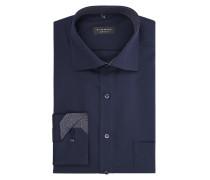 Comfort Fit Business-Hemd aus Popeline