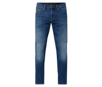 Modern Fit Jeans mit Stretch-Anteil