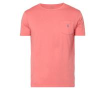 Slim Fit T-Shirt mit Brusttasche