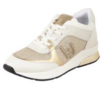 Sneaker Wedges 'Karlie 12' mit Leder