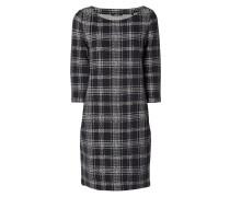 Kleid mit Gitterkaro
