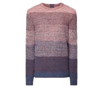 Pullover aus Leinen-Baumwoll-Mix