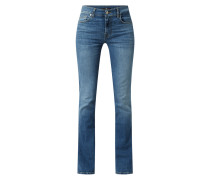 Bootcut Jeans mit Stretch-Anteil Modell 'Soho Light'