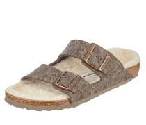 Sandalen 'Arizona' aus Wollfilz
