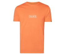 Custom Fit T-Shirt mit Logo-Print