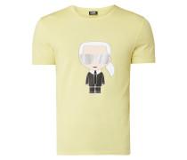 T-Shirt mit Karl-Print