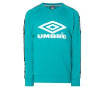 Sweatshirt mit Logo-Details