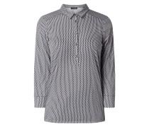 Shirt aus Modal-Baumwoll-Mix