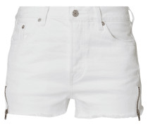 501® SHORT ALTERED ZIP Seeing White