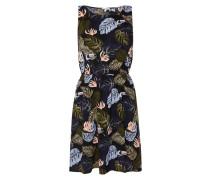 Kleid mit elastischer Taillenpasse
